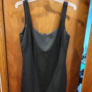 Laundry dress black